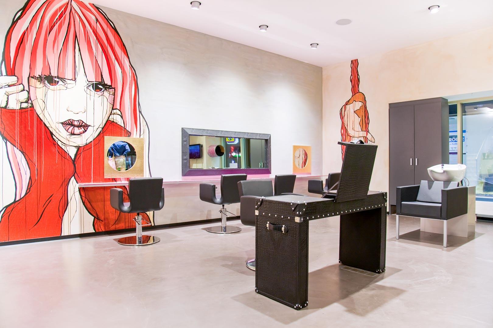 StyleCode Friseur Stuttgart, der kreative und coole Friseursalon ...