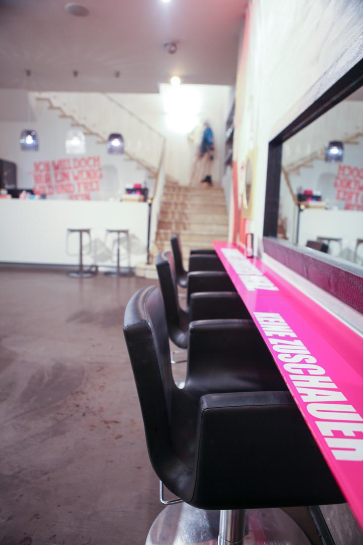 Stylecode Friseur Stuttgart Der Kreative Und Coole Friseursalon